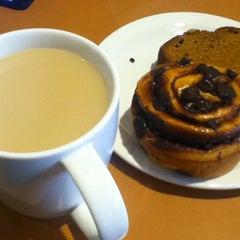 Photo taken at Starbucks by emma t. on 10/19/2013