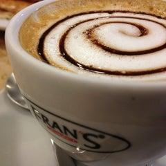 Photo taken at Fran's Café by Carla B. on 6/12/2013