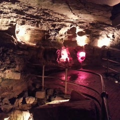 Photo taken at Howe Caverns by Brian P. on 6/4/2013