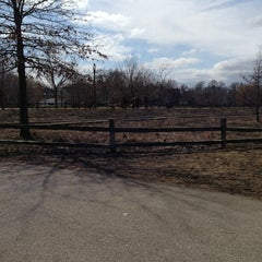 Photo taken at Winnemac Park by Nick B. on 3/17/2013