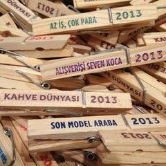 Photo taken at Kahve Dünyası by Ahu T. on 12/14/2012