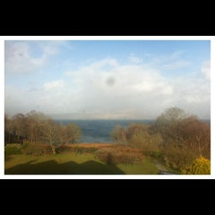 Photo taken at Duisdale Country House Hotel by Lea H. on 4/16/2013