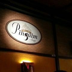 Photo taken at Pinguim by Ricardo K. on 5/11/2013