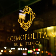 Photo taken at Cosmopolitan Hotel - TriBeCa by Cosmopolitan Hotel - TriBeCa on 11/27/2013