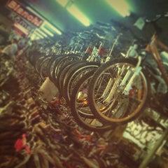Photo taken at Bisikletçiler Çarşısı by mücahidfare 🐈💥🐁 on 7/15/2013