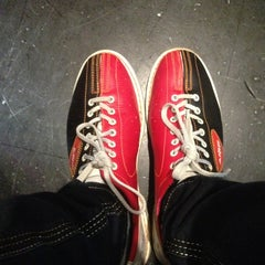 Photo taken at Clover Lanes by Claudia D. on 3/3/2013