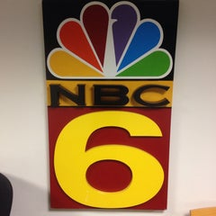 Photo taken at NBC 6 South Florida by rafaneves on 1/14/2015