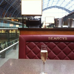 Photo taken at Searcys Champagne Bar by Rachael F. on 5/24/2013