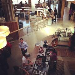 Photo taken at Sightglass Coffee by Vladi B. on 5/6/2013