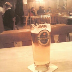 Photo taken at Brauerei Keesmann by Robbie P. on 12/5/2013