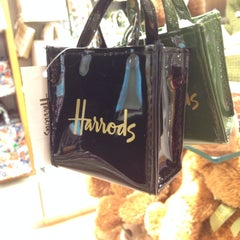 Photo taken at Harrods by Eleni M. on 12/1/2013