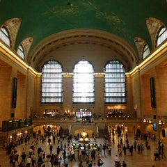 Photo taken at Grand Central Terminal by Gabriella H. on 7/11/2013