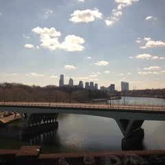 Photo taken at Connecting Railroad Bridge by Davor P. on 3/29/2013