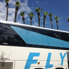 Photo taken at FlyAway - Union Station to LAX by ikuko l. on 7/14/2013