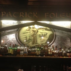 Photo taken at Patrick Foley's by Cathérine V. on 4/5/2013