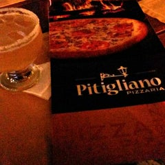 Photo taken at Pitigliano Pizzaria by Hellen L. on 10/7/2014
