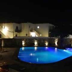 Photo taken at Hotel Poseidon by Chris K. on 7/26/2013