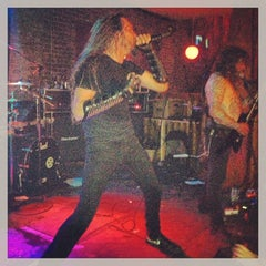 Photo taken at Spanish Moon by Misty E. on 3/17/2013