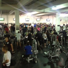 Photo taken at Country Sport Gym by Juliuus U. on 2/24/2013