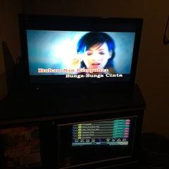 Photo taken at K Box Karaoke Embassy by chemz h. on 3/6/2015