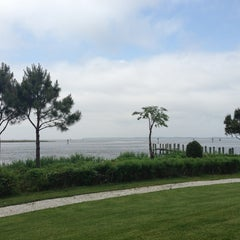 Photo taken at Chesapeake Bay by Dave P. on 5/19/2013
