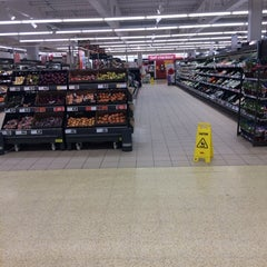 Photo taken at Sainsbury's by Christian S. on 10/19/2013