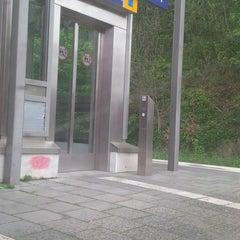 Photo taken at Bahnhof Ennepetal by Lars on 4/30/2014