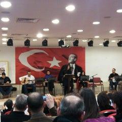 Photo taken at Eyup Musiki Cemiyeti by Yusuf K. on 2/27/2014