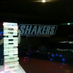 Photo taken at Shakers Sports Bar And Grill by Tiffany C. on 6/18/2013
