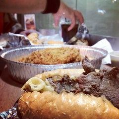 Photo taken at MLT Cheese Steaks and Grilled Cheese. by Humberto M. on 9/23/2012
