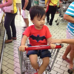 Photo taken at Iloilo Supermart by quikpol on 3/27/2013