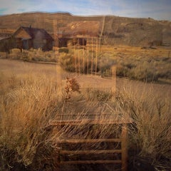 Photo taken at Bodie, CA by Marina B. on 10/23/2014