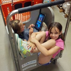 Photo taken at The Home Depot by Crystal L. on 5/25/2013