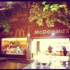 Photo taken at McDonald's by Bastian I. on 8/8/2013