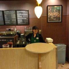 Photo taken at Starbucks by Jason V. on 3/21/2013