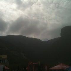 Photo taken at Grutas de Bustamante by Lenin H. on 3/29/2013