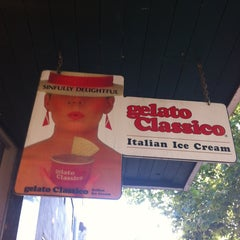 Photo taken at Gelato Classico by Alexis R. on 7/24/2013