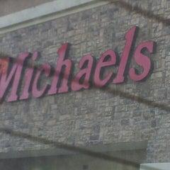 Photo taken at Michaels by Nicholas W. on 4/9/2013