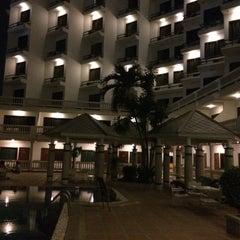 Photo taken at Caesar Palace Hotel Pattaya by Aima S. on 12/12/2014