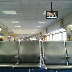 Photo taken at Gate C17 by Tim M. on 10/15/2012