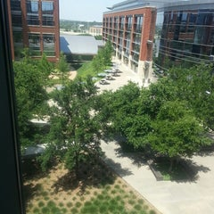 Photo taken at Tarrant County College (Trinity River Campus) by Tim M. on 6/26/2013