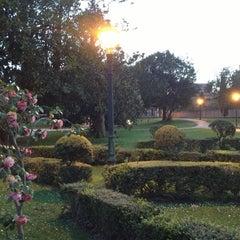 Photo taken at Parque de Ferrera by Pablo F. on 3/31/2013