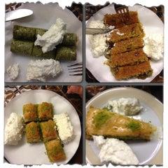 Photo taken at Karaköy Güllüoğlu by Büşra A. on 4/14/2013