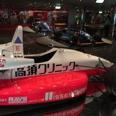 Photo taken at 大賽車博物館 / Museu do Grande Prémio / Grand Prix Museum by Shigeharu S. on 10/18/2015