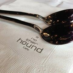 Photo taken at Another Hound Café (อนาเธอร์ฮาวด์ คาเฟ่) by Dan G. on 3/23/2013