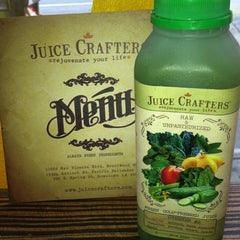 Photo taken at Juice Crafters by Dantam L. on 6/1/2013