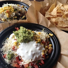 Photo taken at Qdoba Mexican Grill by Jennifer W. on 5/19/2013