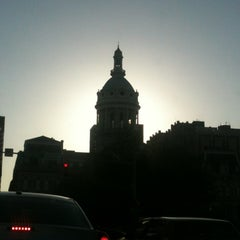 Photo taken at Baltimore City Hall by Jay H. on 5/1/2013