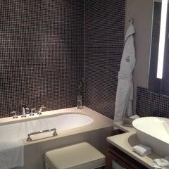Photo taken at The Mark Luxury Hotel Prague by SunnyShine on 4/28/2013