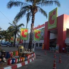 Photo taken at Big C (บิ๊กซี) by Pam S. on 2/9/2014
